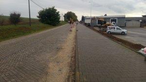 Dopravní stavby - cyklostezky, chodníky, parkoviště Zlínský kraj