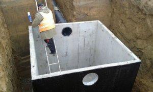 Výstavba kanalizací, vodovodů, plynovodů Zlínský kraj
