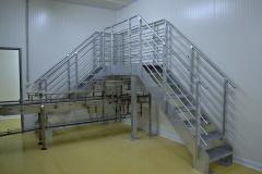 Výrboa schodiště, zábradlí, lávek, bran, plotů na míru