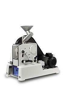 Čelisťový drtič FRITSCH k rozmělnění laboratorních vzorků