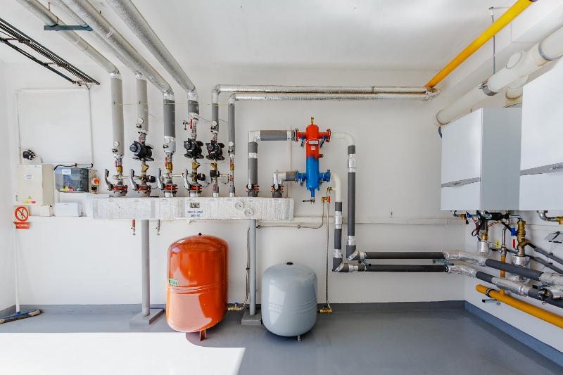 Rozvody plynových potrubí a plynových přípojek