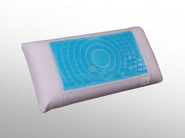 Zdravotní polštář Aqua gel odvádí teplo