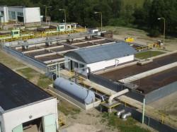 Dodání technologických celků pro ČOV - PROSPECT ENERGO a.s.