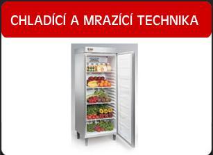 Chladicí a mrazicí technika - dodání a servis GAVONA GASTRO s.r.o.