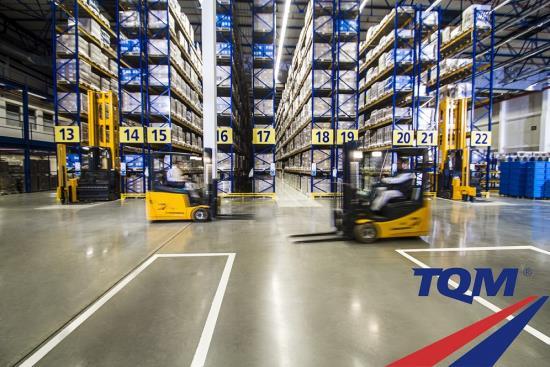 Logistické centrum a sklad se špičkovým vybavením a technickým zázemím