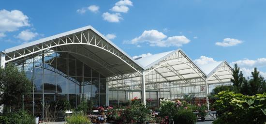 Moderní Zahradní centrum Malinkovič v Břeclavi
