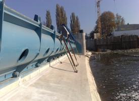 Sanační omítky pro opravy betonových konstrukcí