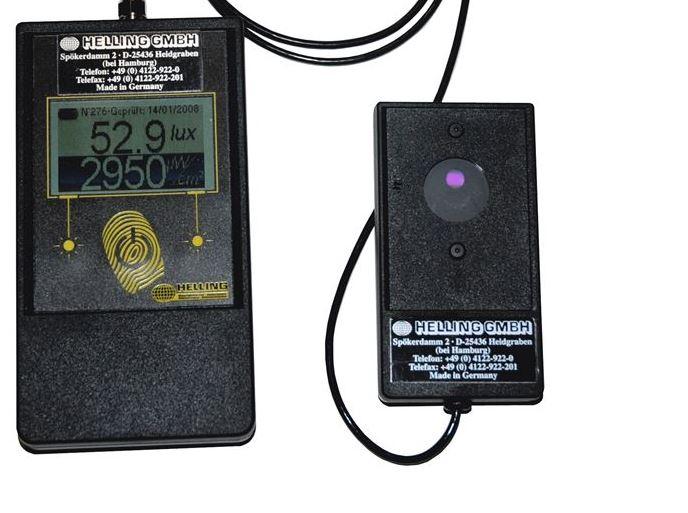 Měřicí přístroje pro penetrační testování