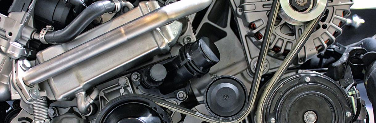 Sortiment náhradních autodílů pro všechny značky automobilů