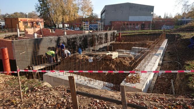 Stavební práce - Stavos Stavba a.s. Ostrava