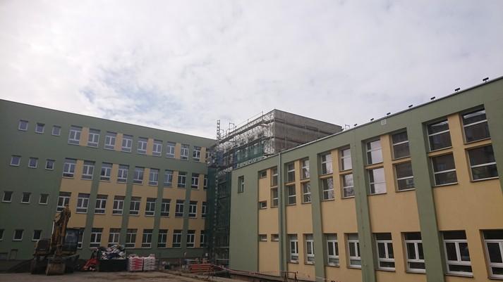 Rekonstrukce, revitalizace staveb občanské vybavenosti Ostrava