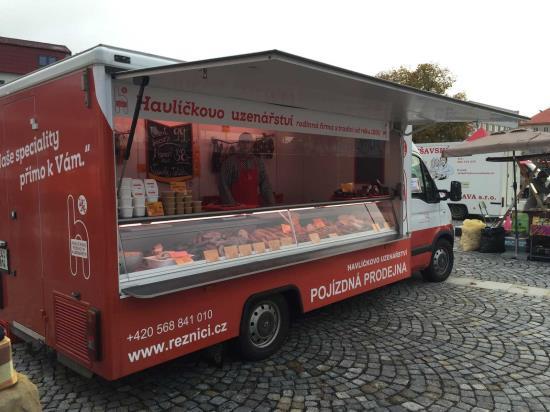 Chutné uzeniny a čerstvé maso z Havlíkova řeznictví a uzenářství