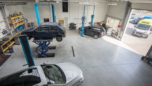 Autoservis AUTO DAPA Slušovice u Zlína