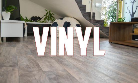 Prodej vinylových podlahovin - podlahové studio Pavel Bradáč - EFEKT