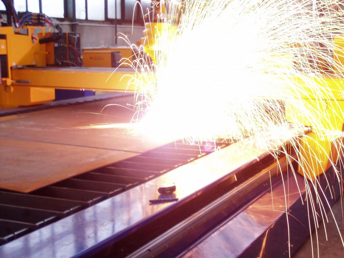 CNC technologie pálení plazmou pro Brno a Vysočinu