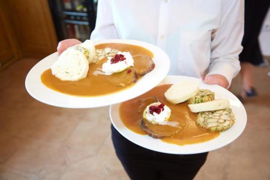Restaurace Holzberg – tradiční česká kuchyně