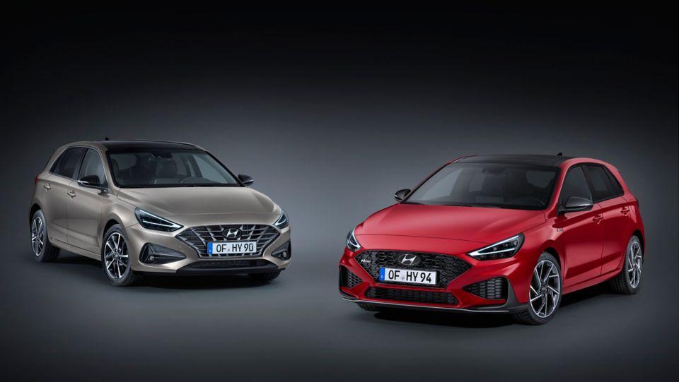 Pokročilé technologie v osobních automobilech Hyundai