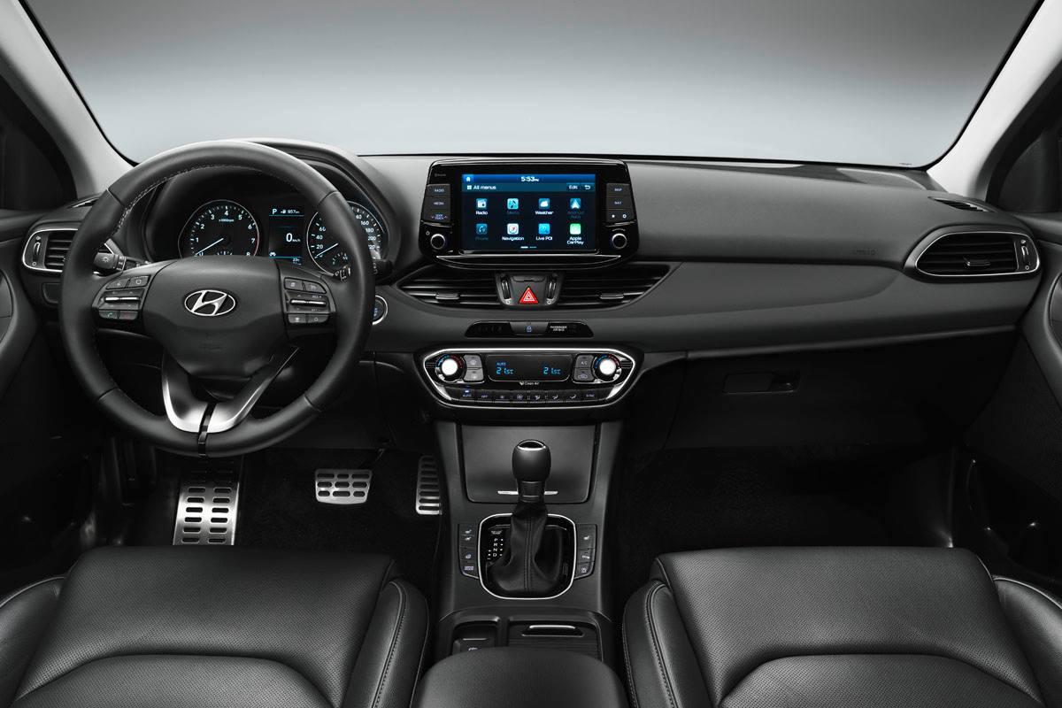 Pohodlí, bezpečí, bohatá výbava vozů Hyundai