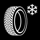 Kompletní sada zimních pneumatik zdarma na nové vozy Hyundai