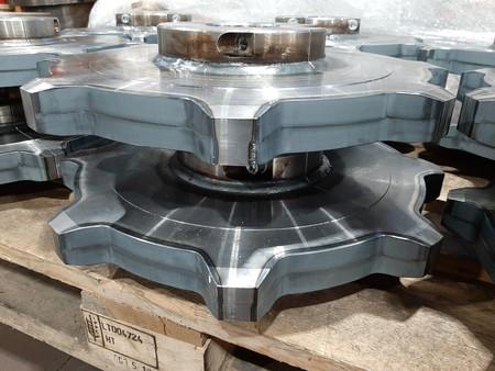 Kovomont Přerov - spol. s r.o. vlastní moderní laserovou kalírnu