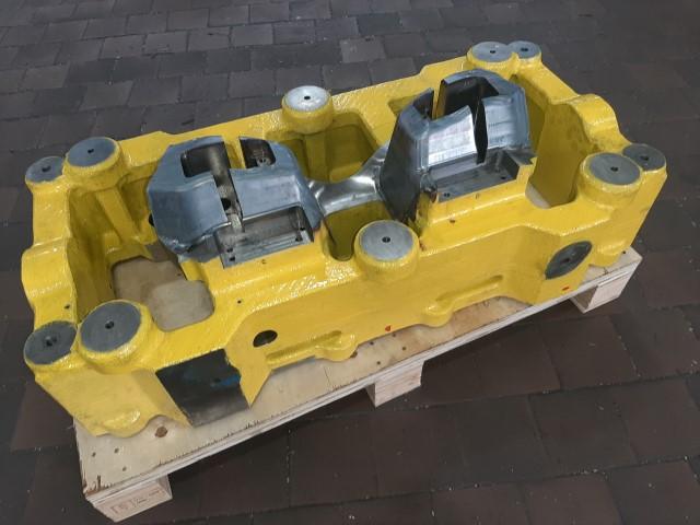 Laserové kalení - lopatky turbín, ozubená kola, formy, ložisková pouzdra