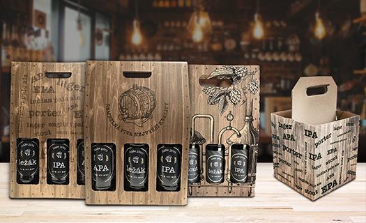 Dárkové obaly na pivo - Pack Shop Brno