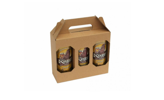 Obaly na pivo od výrobce Pack Shop Brno