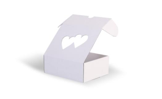 Ozdobná krabička na svatební cukroví