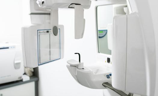 Moderní vybavení v klinice DentArt v Brně