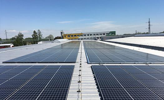 Fotovoltaické elektrárny pro firmy