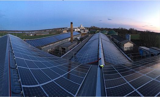 Řešení úspory energie formou fotovoltaiky