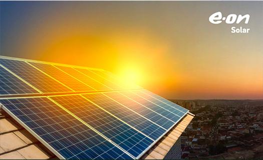 Virtuální baterie E.ON pro fotovoltaické systémy