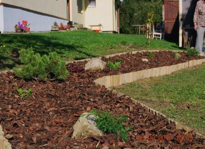 Realizace zahrad na klíč, výsadba okrasných dřevin