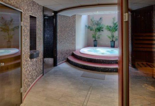 Relaxace ve wellness centru - hotel Avanti Brno