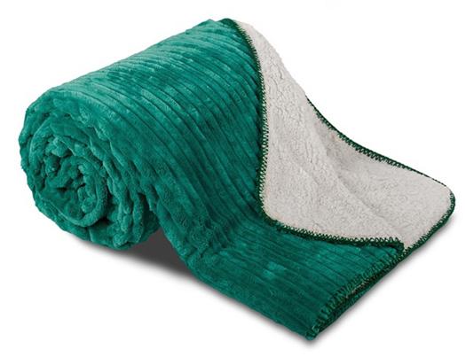 Krásné a hřejivé mikroflanelové deky