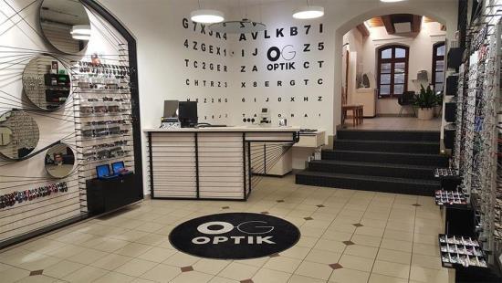Oční optika G OPTIK Znojmo