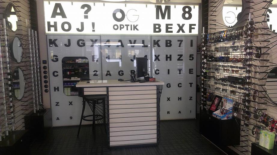 Oční optika G OPTIK s.r.o. Moravské Budějovice