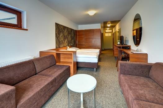 Komfortní ubytování v hotelu IBERIA v Opavě