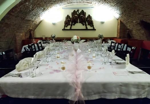Pořádání svateb a rodinných oslav v hotelu IBERIA v Opavě