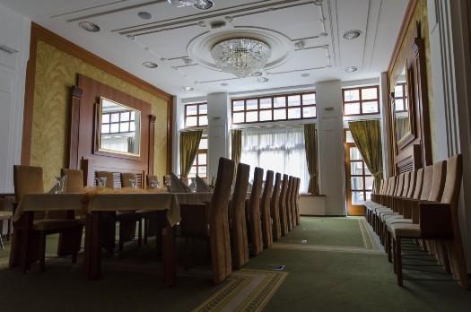 Kongresové centrum hotelu IBERIA v centru Opavy