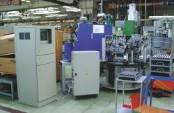 Hydraulické tvářecí automaty a linky pro velkosériovou výrobu