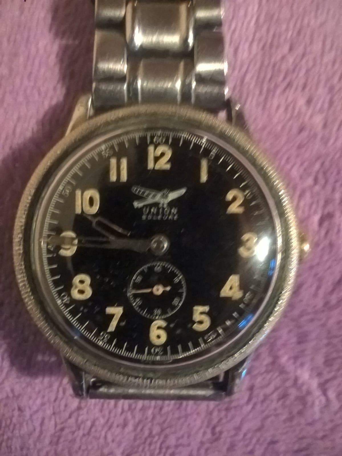 Výkup leteckých vojenských hodinek z období socialismu
