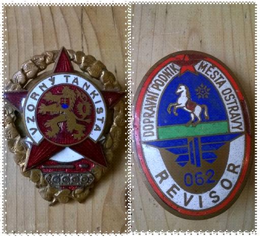 Sběratelství starých odznaků a řádů