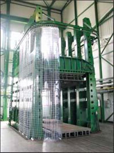 Zkušebna důlních výztuží - akreditované zkušební laboratoře