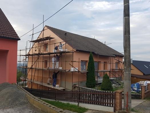 Zateplování rodinných domů - EB - stav s.r.o. Zlínský kraj