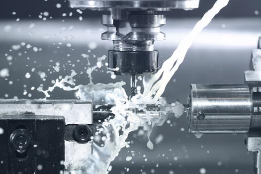 CNC obráběcí práce pro automobilový průmysl