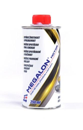 Ochrana motorů přípravky Megalon