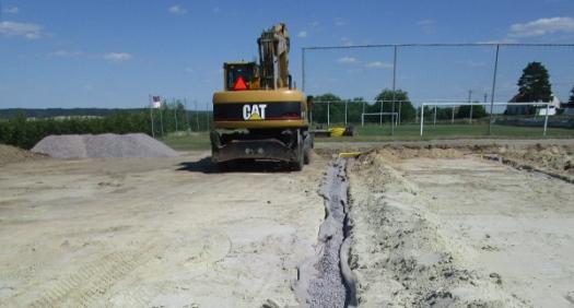 Zemní práce, úpravy terénu - DS DUMA s.r.o. Znojmo