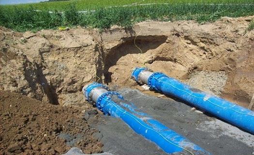 Opravy vodovodních a kanalizačních sítí
