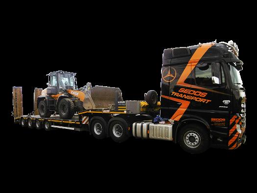 Výměna pneumatik nákladních vozidel